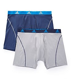 Adidas Big Man Sport Performance Boxer Briefs - 2 Pack 5146013