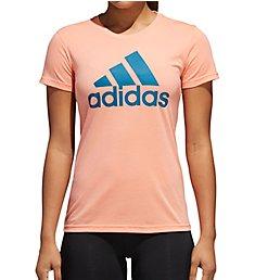Adidas Short Sleeve Logo T-Shirt CW2190