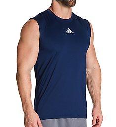 Adidas Techfit Sleeveless Compression Shirt H16392