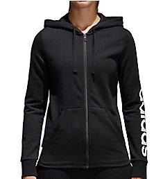 Adidas Essential Full Zip Hoodie Jacket S97076