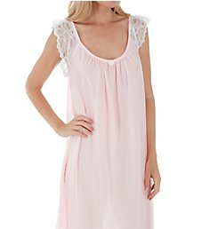 Amanda Rich Lace Cap Ankle Length Gown 105-SH