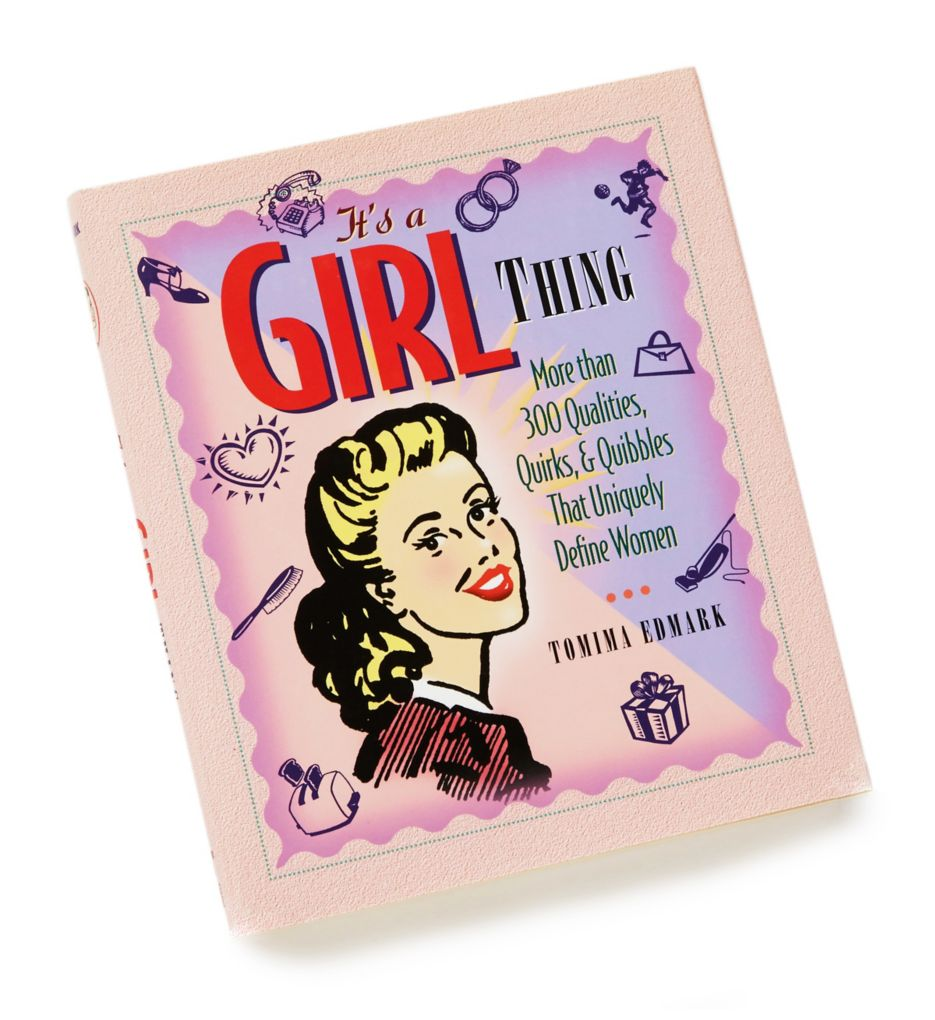 Andra Group It's a Girl Thing Book GirlThg