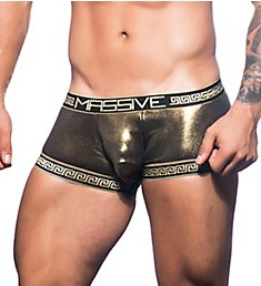 Andrew Christian Massive Metallic Gladiator Trunk 90485