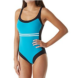 Anita Deep Sea Fanny Wire Free One Piece Swimsuit 7712S
