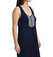 Anne Klein Breezy Blue Midi Gown 8110475