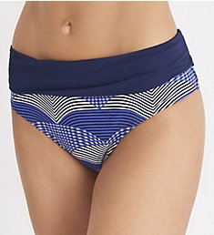 Aubade Soupir des Mers Highwaisted Brief Swim Bottom HS24