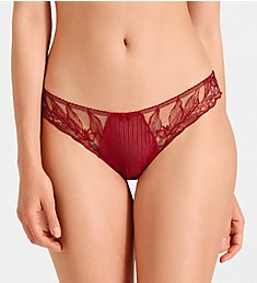 Aubade Fleur De Tattoo Italian Bikini Brief Panty TB27