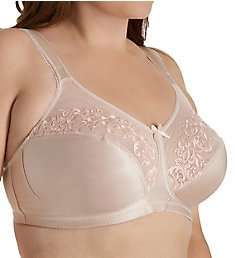 Aviana Soft Cup Embroidered Bra 2356