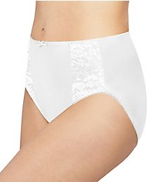 Bali Essentials Double Support Hi-Cut Brief Panty DFDBHC