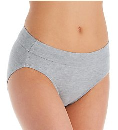 Bali Comfort Incredibly Soft Hi-Cut Panty DFSHC1