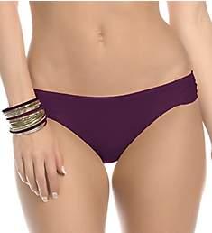 Becca Color Code American Shirred Tab Side Swim Bottom 854397