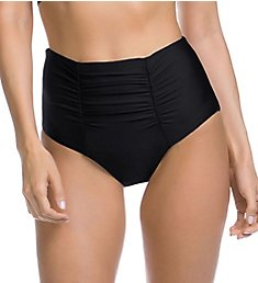 Becca Color Code Vintage High Waist Swim Bottom 854697