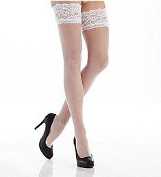96b3cba69 Berkshire French Lace Thigh High Stockings 1363