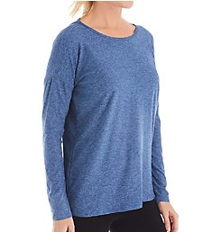 Beyond Yoga Moonrise Long Sleeve Pullover Top LWSD751