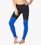Beyond Yoga Straight Away High Waisted Leg Warmer Legging PSJ3208