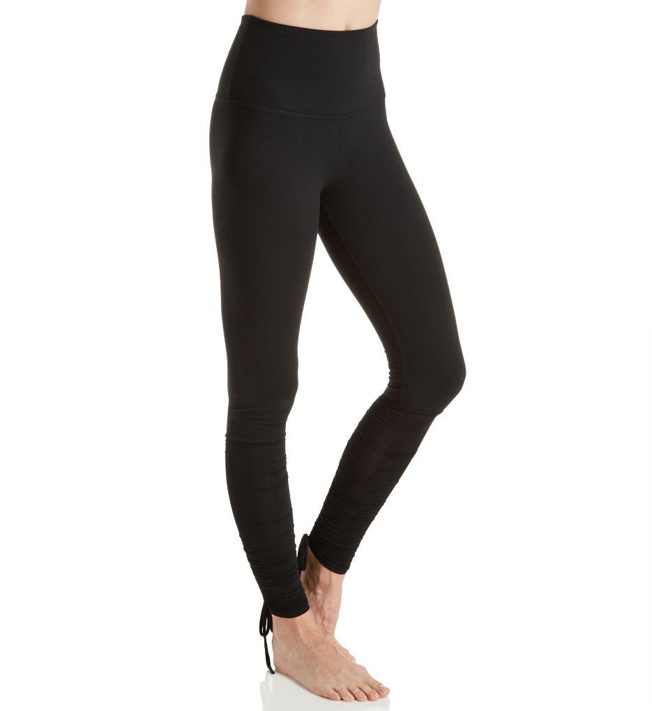 Beyond Yoga Supplex True Stripes Shirred Adjustable Legging PSJ3234