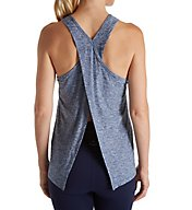 Beyond Yoga Featherweight Spacedye Lightweight Crossover Tank WSD4322