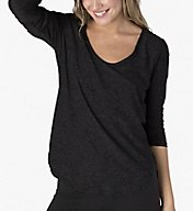 Beyond Yoga Spacedye Cut And Run Pullover Long Sleeve Top WSD7469