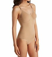 Body Wrap Lites Underwire Shaping Bodysuit 47001