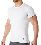 Boss Hugo Boss Edge 1x1 Rib Short Sleeve T-Shirt 0311150