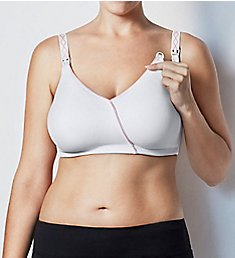Bravado Designs Essential Embrace Full Figure Wireless Nursing Bra 122