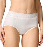 Calida Lycra Lace Brief Panties 23907