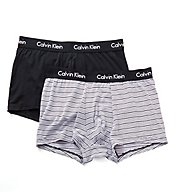 Calvin Klein Body Modal Stripe Trunk - 2 Pack NB1112
