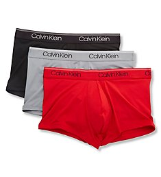 Calvin Klein Micro Stretch Low Rise Trunk - 3 Pack NB2569