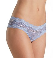 Calvin Klein Microfiber Cheeky Hipster Panty with Lace QD3538