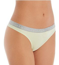 Calvin Klein Radiant Cotton Thong QD3539