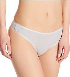 Calvin Klein Form Cotton Blend Thong QD3643