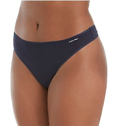 Calvin Klein Form Plus Size Thong QD3709