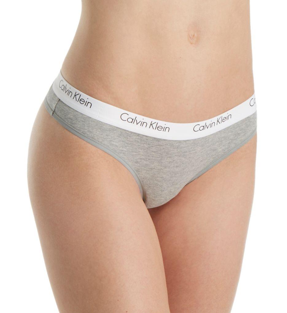 Calvin Klein CK One Cotton Thong QF1368
