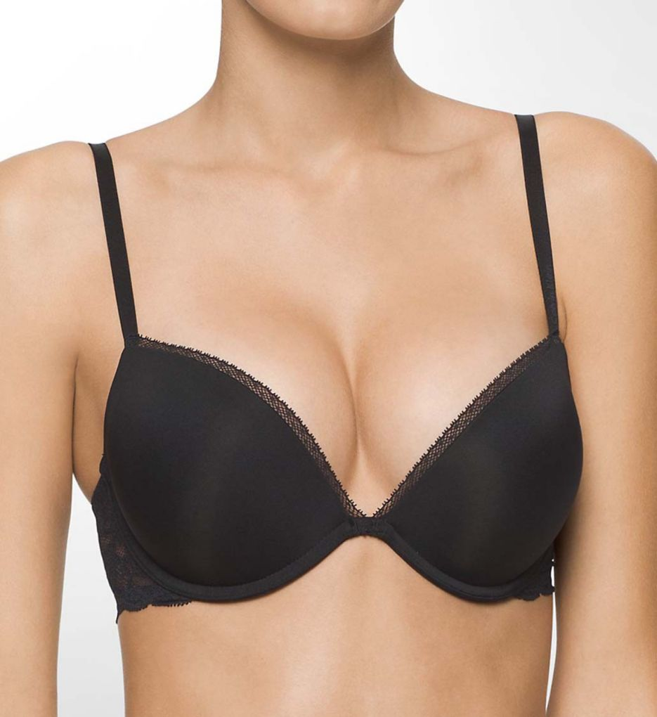 Calvin Klein Seductive Comfort Add a Size Multiway Push-Up Bra QF1446