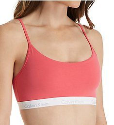 Calvin Klein CK One Cotton Unlined Bralette QF1536