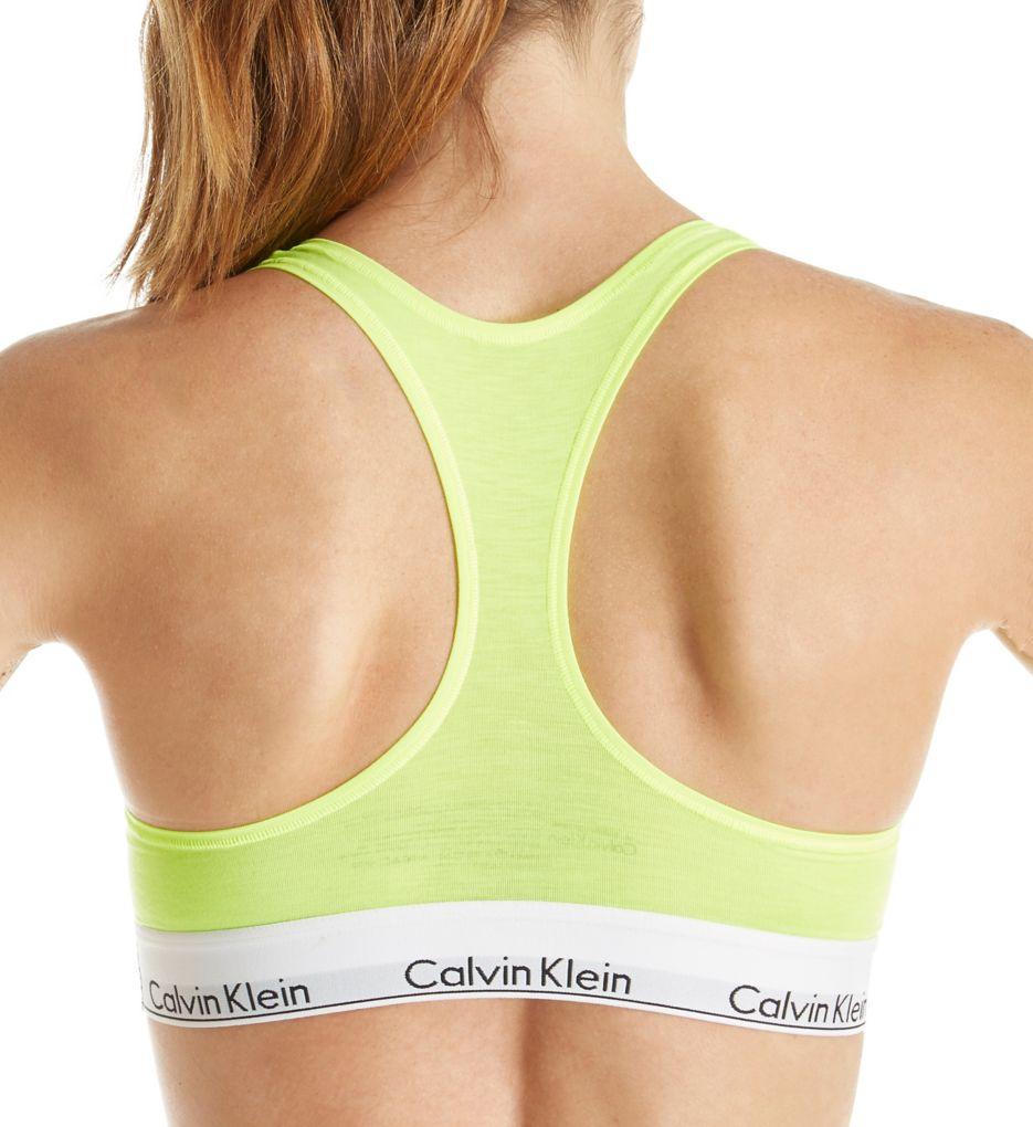 Calvin Klein Modern Cotton Bright Bralette QF1659