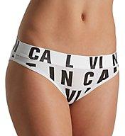 Calvin Klein Modern Cotton Random Logo Bikini Panty QF1675