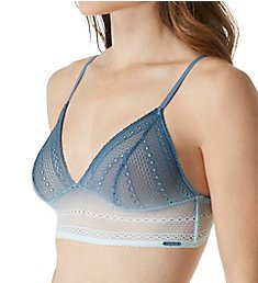 Calvin Klein Ombre Unlined Triangle Bralette QF1917