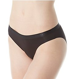 Calvin Klein CK Black Structured Cotton Bikini Panty QF1951