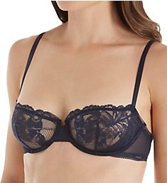 Calvin Klein Bird Lace Unlined Balconette Bra QF4471