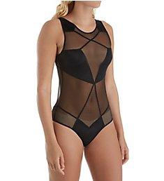 Calvin Klein Mixed Mesh Bodysuit QF4492
