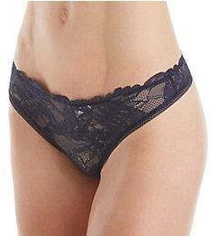 Calvin Klein Bird Lace Thong QF4633