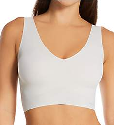 Calvin Klein Invisibles Lightly Lined V-Neck Bralette QF4708