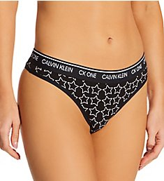 Calvin Klein CK One Cotton Thong QF5733