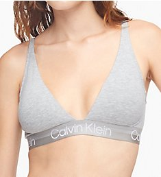 Calvin Klein Modern Structure Lightly Lined Triangle Bralette QF6683