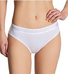 Calvin Klein Structure Cotton High Cut Brazilian Panty QF6718