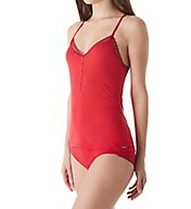Calvin Klein Playful Camisole and Hipster Panty Gift Set QS5516