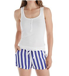 Calvin Klein Millennial Sleeveless Short Pajama Set QS6025