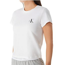 Calvin Klein CK One Basic Lounge Short Sleeve T-Shirt QS6356