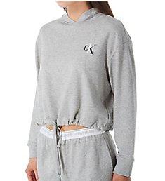 Calvin Klein CK One Basic Lounge Long Sleeve Hoodie QS6427